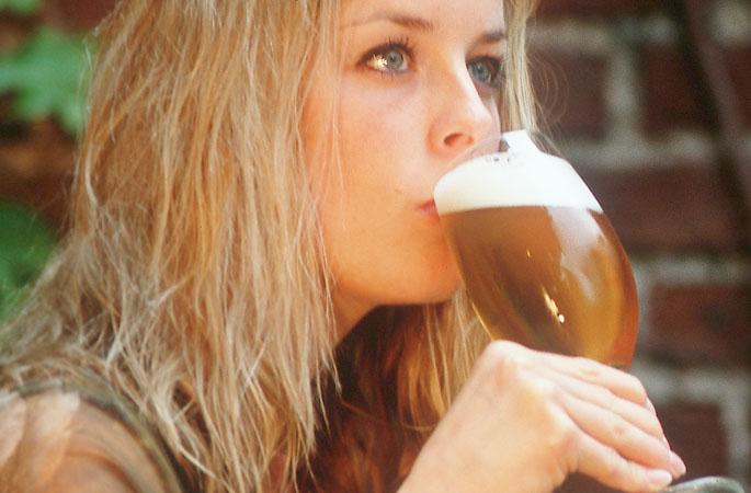 Wie schmeckt das Bier?
