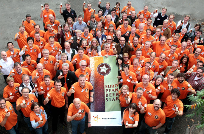 Jury des European Beer Star