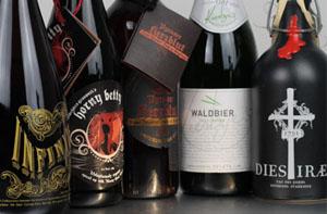 Beispiele für lange haltbare Biere
