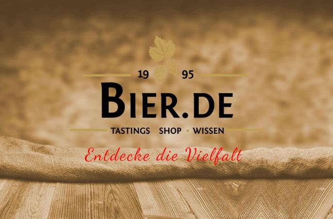 Bier.de - Entdecke die Vielfalt