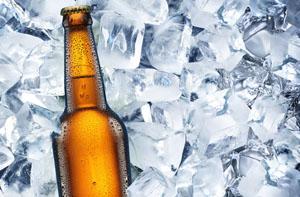 Bier braucht Kälte
