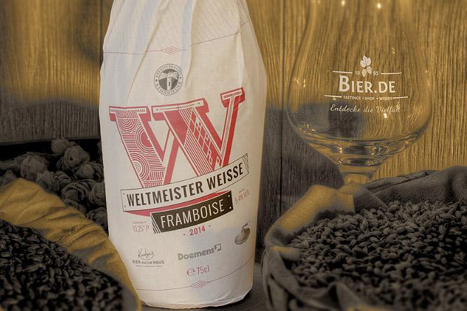 Bier.de - Weltmeister Weisse Framboise