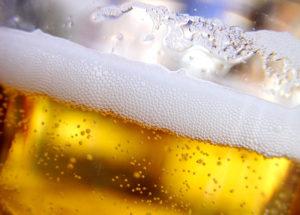 bier bierschaum bierglas