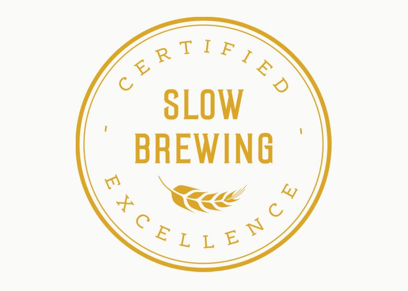 Quelle Abbildung Gütesiegel: www.slow-brewing.com