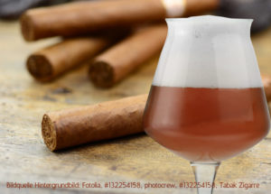 bier zigarre kombination