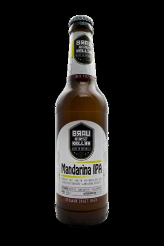Bier.de Tasting: Braukunstkeller Mandarina