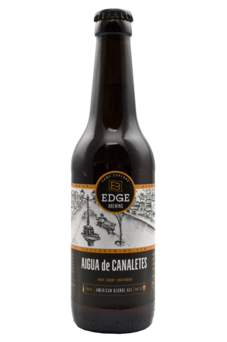 Bier.de Tasting: Edge Aigua de Canaletes