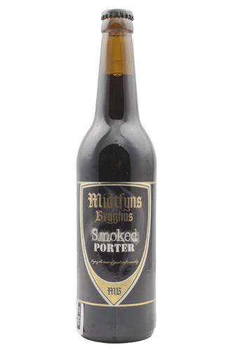 Bier.de Tasting: Midtfyns Bryghus Smoked Porter