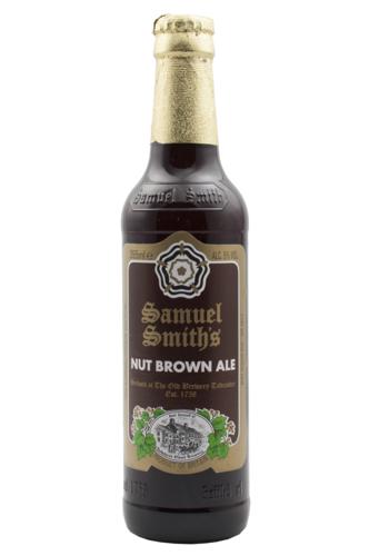 Bier.de Tasting: Samuel Smith's Nut Brown Ale