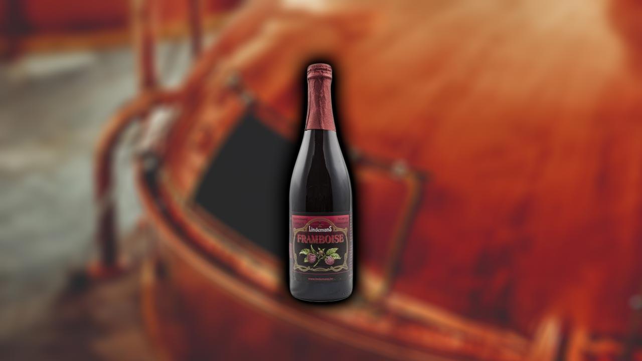 Bier.de Tasting: Lindeman's Framboise