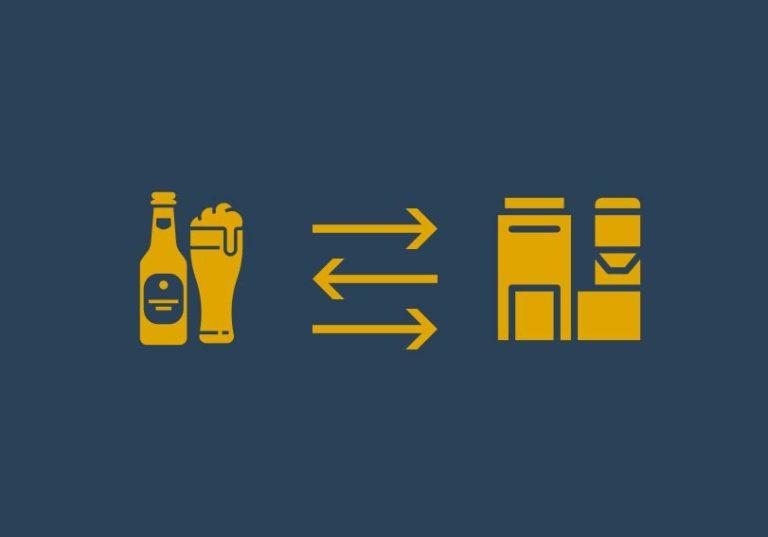 Welches Bier von welchem Konzern